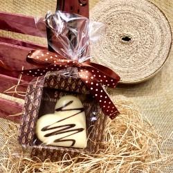 Шоколадное сердце 30 г