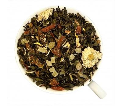 """Чай """"Танцующие цветы"""""""