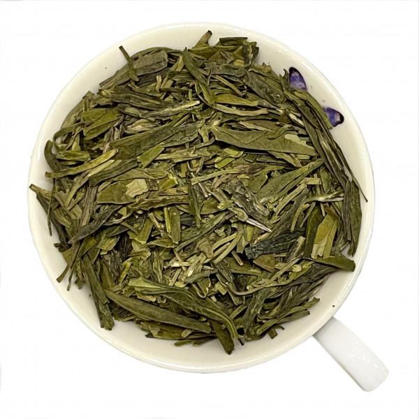 """Чай """"Лун Цзин"""" (Колодец Дракон)"""